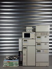 Shimadzu Hplc Spd 10 Uv Detector Cto 10ac Scl 10a Lc 10ad Sil 10ad Lab