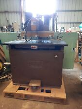 Ritter R 46 Line Spindle Borer Line Boring Machine Double 23 Year 1994