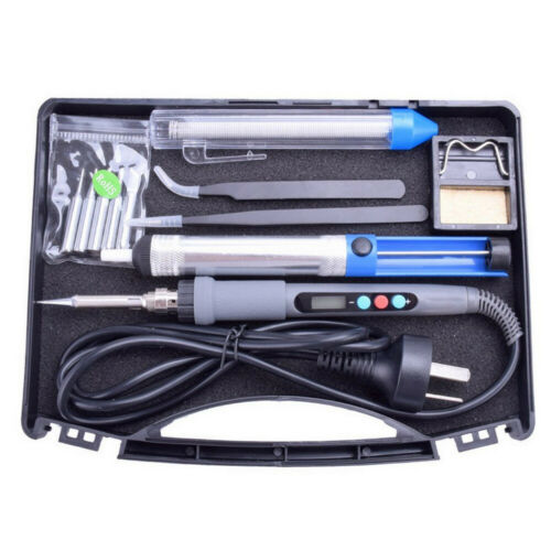 Adjustable Digital LCD Soldering Iron Welding Tool Control Real-time 90w
