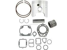 Wiseco Top End Rebuild Kit 95-06 KDX200 Piston Rings Gasket Kit Stock Bore 66mm