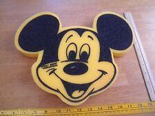 Mickey Mouse 1980's hand puppet foam VINTAGE Disneyland