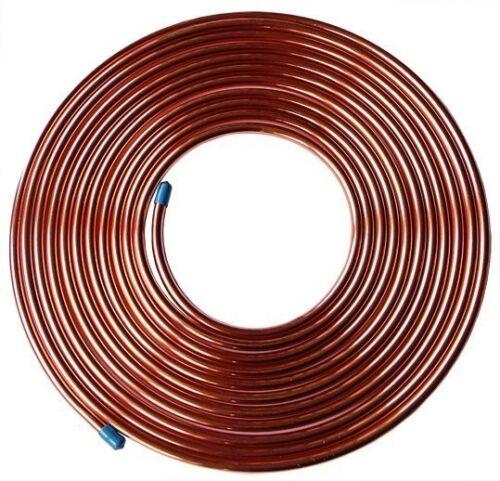 "3x 25ft Fuel Brake Malleable Copper Petrol Pipe Tube 3//16"" OD x 0.131"" ID Car"