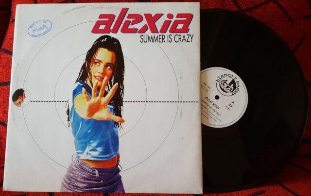 Alexia Summer Crazy