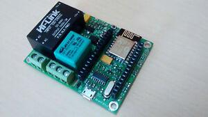 Details about Wifi Esp8266 Nodemcu Single Relay Board Home Automation, IoT  , Alexa/Echo integr