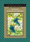 My Masterpiece: Tiffany Stained-Glass Kit by Metropolitan Museum of Art (2011, Kit)
