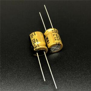 condensador Nichicon uvz1v221mpd 220uf 35v 10x12,5mm rm5 105 ° C 1000h #bp 20 PCs