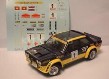 "DECAL CALCA 1/24 FIAT 131 ABARTH ""SEAT"" A.ZANINI RALLY COSTA BRAVA 1979"