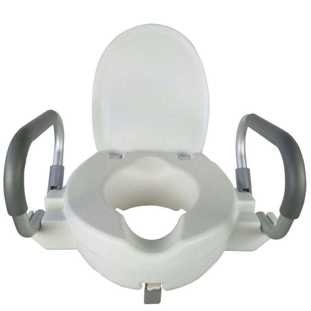 Rehausseur toilette   Réhausse WC   ... cm   Alcalá   Mobiclinic QA-00350 01