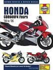 Honda CBR600 F4 Motorcycle Service and Repair Manual by Anon (Paperback, 2016)