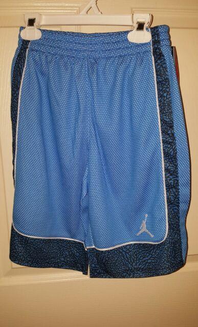 0951394ac30688 Nike Jordan Dri-Fit Training BB Shorts Ele 2.0 Small Size 5 Lt Blue NWT