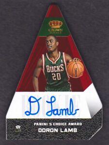 2012-13-Panini-Preferred-Choice-Award-515-Doron-Lamb-RC-65-99-Auto-Bucks