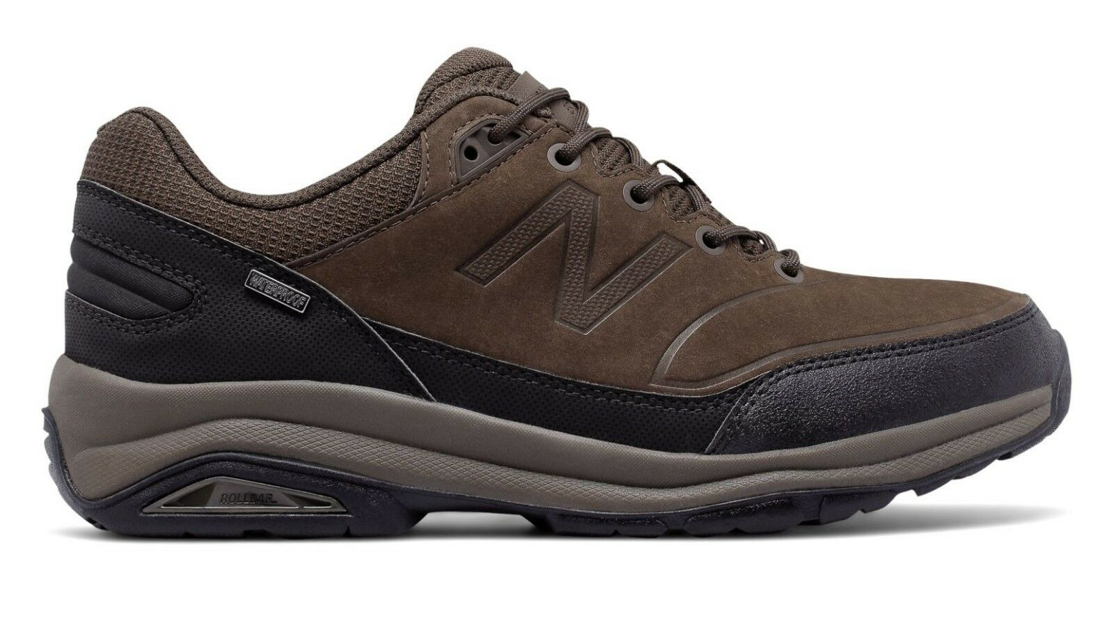 New balance MW1300DD Hombre Cuero Marrón 1300v1 NB Trail Caminar Zapatos Tenis