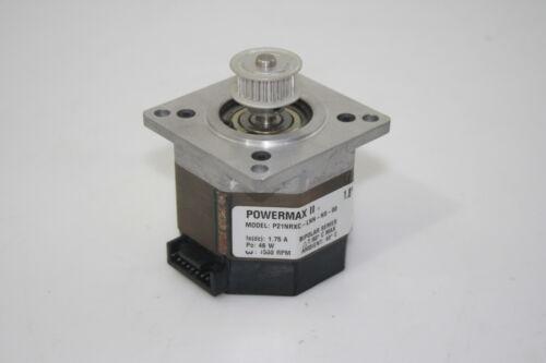 DANAHER POWERMAX II 1.8 Step Motor P21NRXC-LNN-NS-00 1.75A 46W 1500rpm