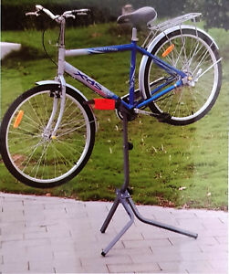 Heavy Duty Bicycle Bike Repair Stand Cycle Maintenance Mechanic Workstand UK NEW