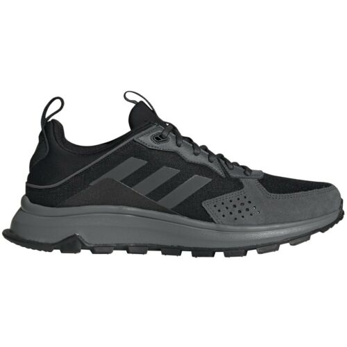 Mens Adidas Response Trail Black Athletic Running Shoes EG0001 Size 10.5-13 Wide