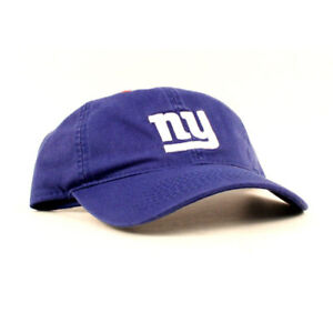 ed151522872 NEW YORK GIANTS BASEBALL CAP HAT BLUE SLOUCH STYLE ADJUSTABLE ADULT ...