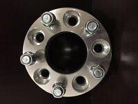 Fit Mercury -1 5x4.5 Wheel Spacer 2 Inch Adapter Bolt 12x1.5 5x114.3 Lug 5 Hub
