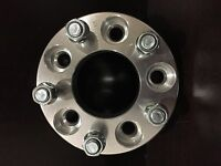 Fit Mercury -1 5x4.5 Wheel Spacer 2 Inch Adapter Bolt 12x1.5 5x114.3 Lug 5 Hub