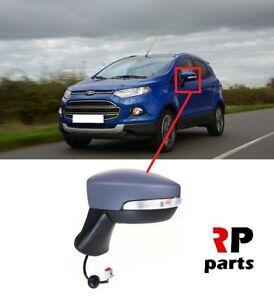 Para-Ford-Ecosport-13-17-Ala-Espejo-Electrico-5-Pin-IMPRIMADO-IZQUIERDO-N-S-LHD