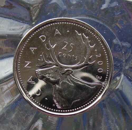 2003 WP BU 25 cents