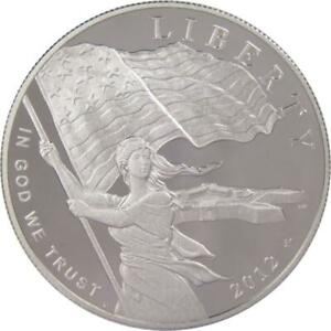 2012-P-1-Star-Spangled-Banner-Commemorative-Silver-Dollar-US-Coin-Choice-Proof