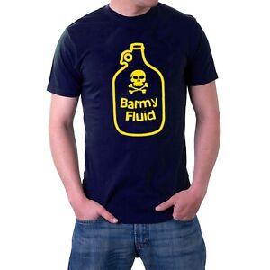Mr Jolly Lives Next Door T-shirt Barmy Fluid Comic Strip Tee MJLND Sillytees