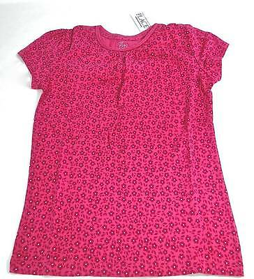 """or M /""""NWT/"""" Girl/'s The Children/'s Place Taupe Flowered Shirt Sizes: S 5//6 7-8"""