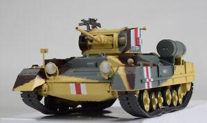 Diecast Model Tank Mk III Valentine 1941 United Kingdom WWII 1//43 Deagostini
