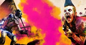 Details about Rage 2 PC [Bethesda Key] No disc/box IN STOCK