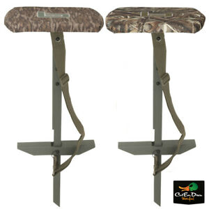NEW-BANDED-GEAR-A-I-SLOUGH-STOOL-MARSH-SWAMP-SEAT-DUCK-HUNTING-CAMO-AI