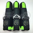 Tippmann Sport Series 3 Pod Pack Paintball Harness w/ Adjustable Belt - Black