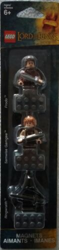LEGO® Lord of the Rings™ 850517 Magnetset Neu OVP Magnete Magnets Herr der Ringe
