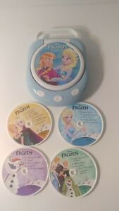Disney-Frozen-Music-Player-Storybook-CD-Player-2004-Readers-Digest-Replacement