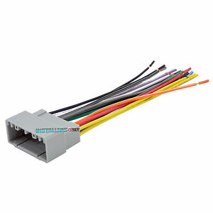 Details about AFTERMARKET CAR STEREO/RADIO WIRING HARNESS, DODGE 6502 on chevy trailblazer stereo harness adapters, car stereo adapters, car audio harness adapters, radio harness adapters, stereo wiring harness kit, stereo wiring harness color codes,