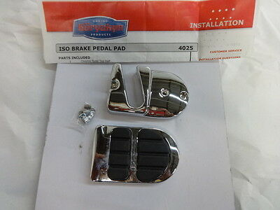 HONDA GOLDWING GL1500 1988-2000  KURYAKN BRAKE PEDAL ISO CHROME COVER