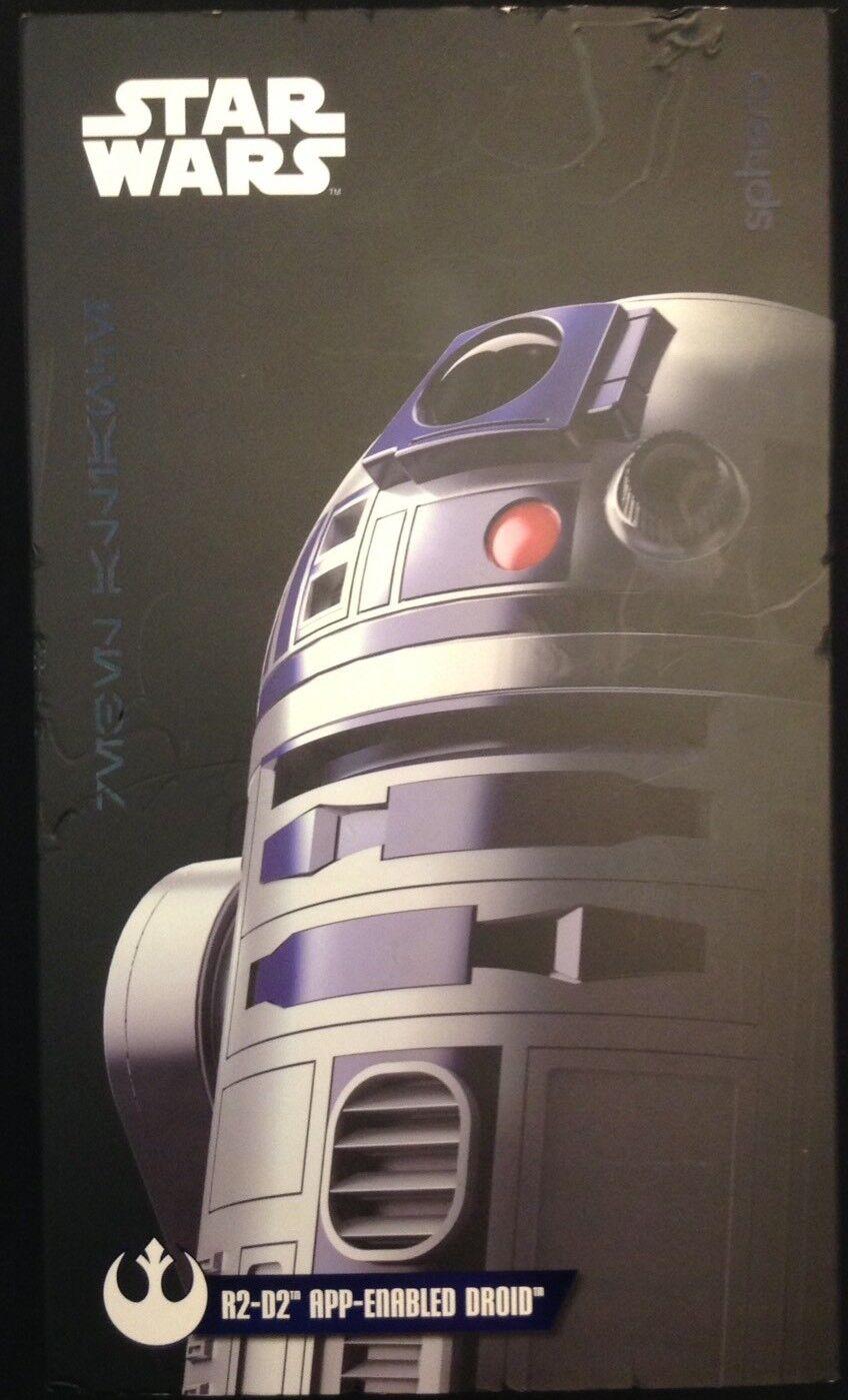 R2 - d2 - app aktiviert, star wars droide r201