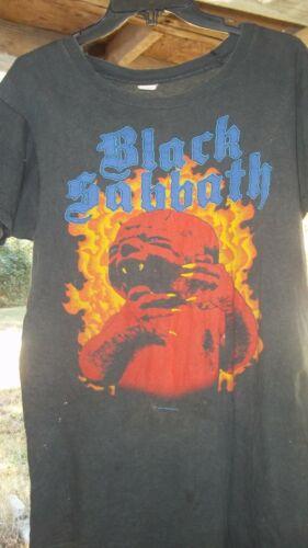 """BLACK SABBATH - 1983 """" BORN AGAIN """""""