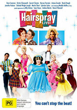 HAIRSPRAY LIVE (2016) - DVD - UK Compatible - New & sealed