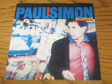 "PAUL SIMON - ALLERGIES     7"" VINYL PS"