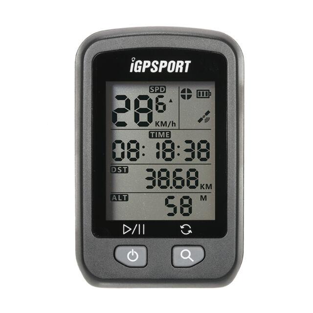iGPSPORT iGS20E GPS Cycling Computer UK WARRANTY Strava Compatible