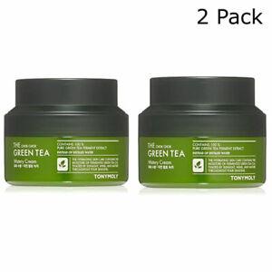TONYMOLY-The-Chok-Chok-Green-Tea-Watery-Cream-60ml-2ea