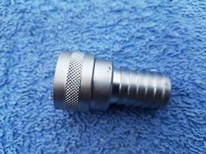 Nito Cliquez Sur Raccord Rapide Femelle X 3/4 Hosetail Compatible Avec Hozelock-afficher Le Titre D'origine