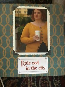 Little-Red-in-the-City-Ysolda-Teague-Good-Condition-Book-ISBN-9780956525826