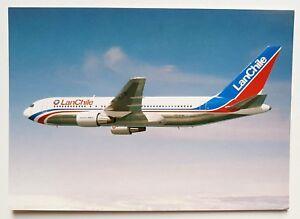 LAN-Chile-Boeing-767-216-Postcard