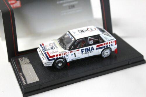 1:43 Vitesse Lancia Delta HF Integrale 16V Auriol #1 NEW bei PREMIUM-MODELCARS