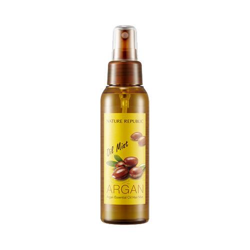 [NATURE REPUBLIC] Argan Essential Oil Hair Mist - 105ml