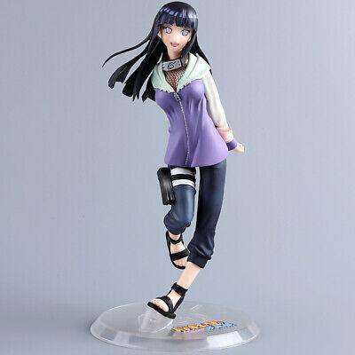 Naruto Gals Shippuden Tsume Hyuga Hinata Hyūga PVC Figure Anime Toy No Box