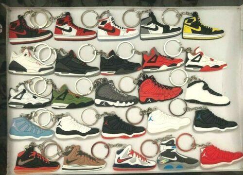 Nike Air Jordan Sneaker keychains  for sale