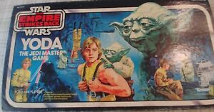 Vintage Star Wars The Empire Strikes Back Yoda the Jedi ...