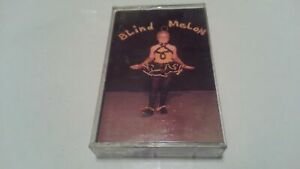 BLIND MELON SELF TITLED CASSETTE TAPE with No Rain